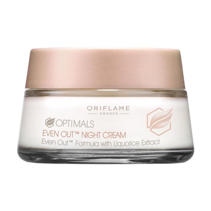 Продукт Oriflame Ночной крем, выравнивающий тон