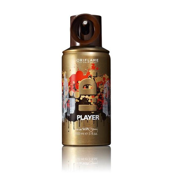 Продукт Oriflame Спрей-парфюм I.D. PLAYER - код 24164