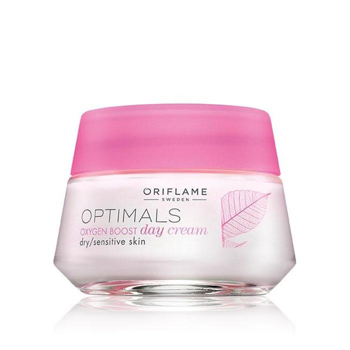 Продукт Oriflame Дневной и ночной кремы для сух./чувствит. кожи