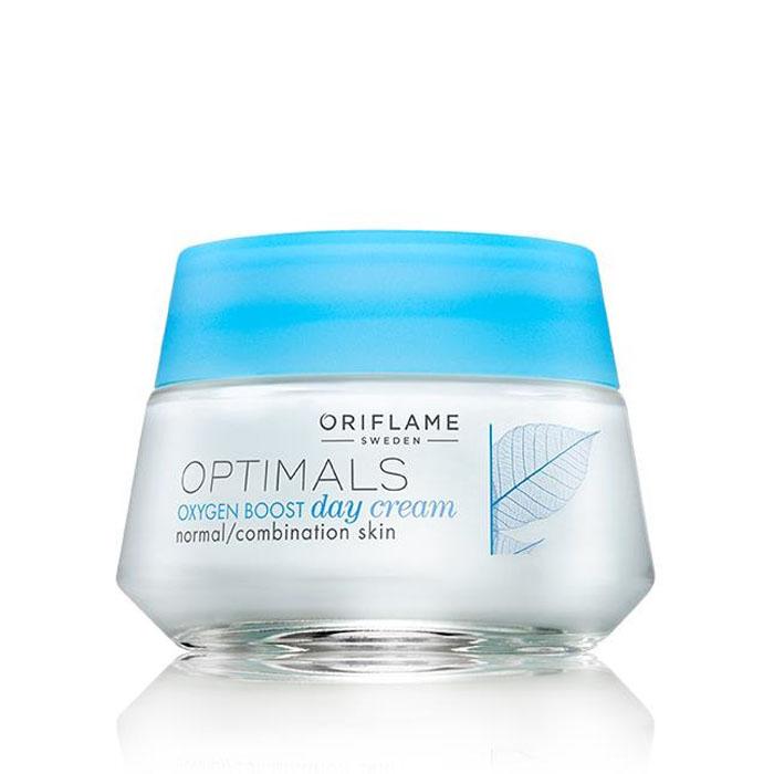 Продукт Oriflame Дневной и ночной кремы для нормал./комбинир. кожи «Активный кислород» - код 25196