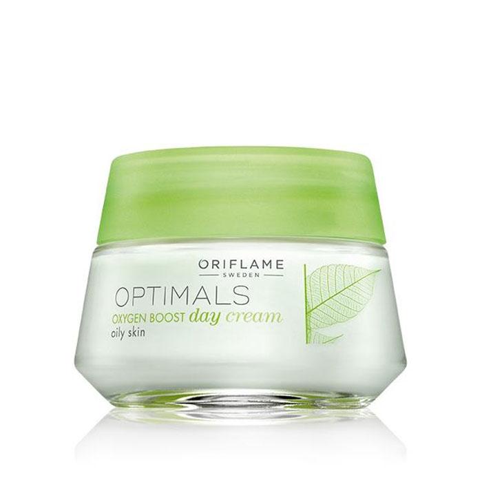 Продукт Oriflame Дневной и ночной кремы для жирной кожи