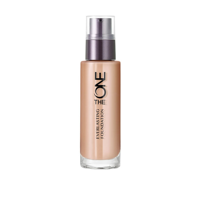 Продукт Oriflame Стойкая тональная основа The One EVERLASTING - ФАРФОРОВЫЙ - код 31160