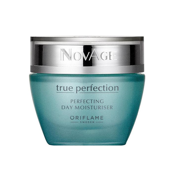 Продукт Oriflame Дневной увлажняющий крем для совершенства кожи NOVAGE TRUE PERFECTION - код 31978