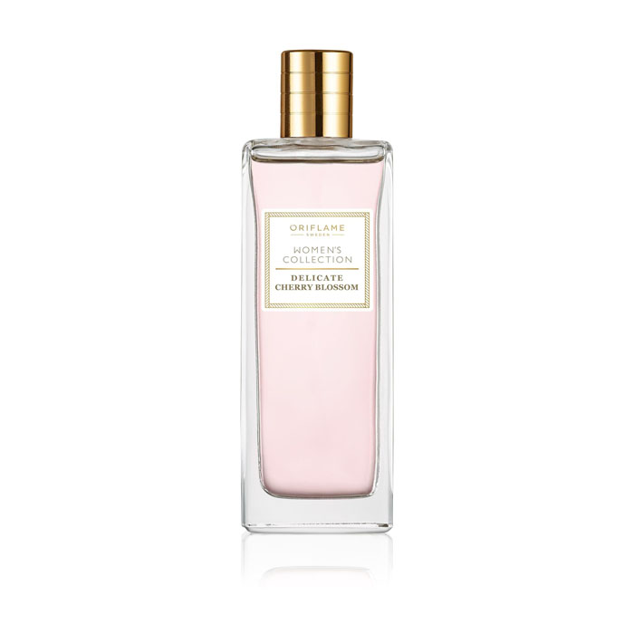 Продукт Oriflame Туалетная вода WOMEN'S COLLECTION DELICATE CHERRY BLOSSOM - код 32440