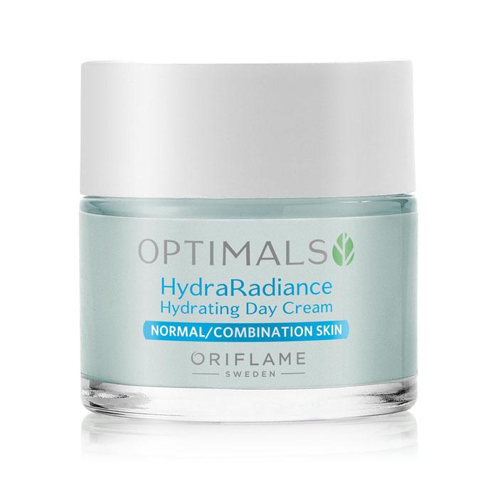 Продукт Oriflame Увлажняющий дневной крем для нормал./комбинир. кожи OPTIMALS HYDRA RADIANCE - код 32462