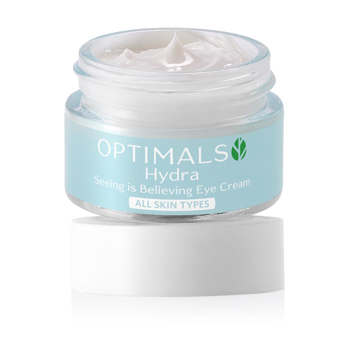 Продукт Oriflame Увлажняющий крем для век для всех типов кожи OPTIMALS HYDRA - код 32464