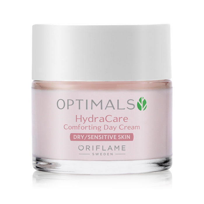 Продукт Oriflame Увлажняющий дневной крем для сух./чувствит. кожи OPTIMALS HYDRA CARE - код 32468