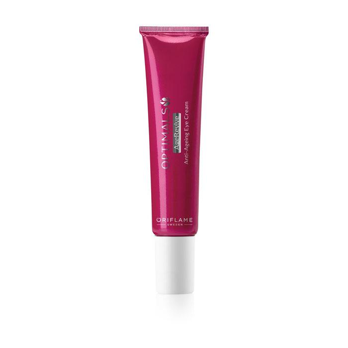Продукт Oriflame Антивозрастной крем для кожи вокруг глаз OPTIMALS AGE REVIVE - код 32476