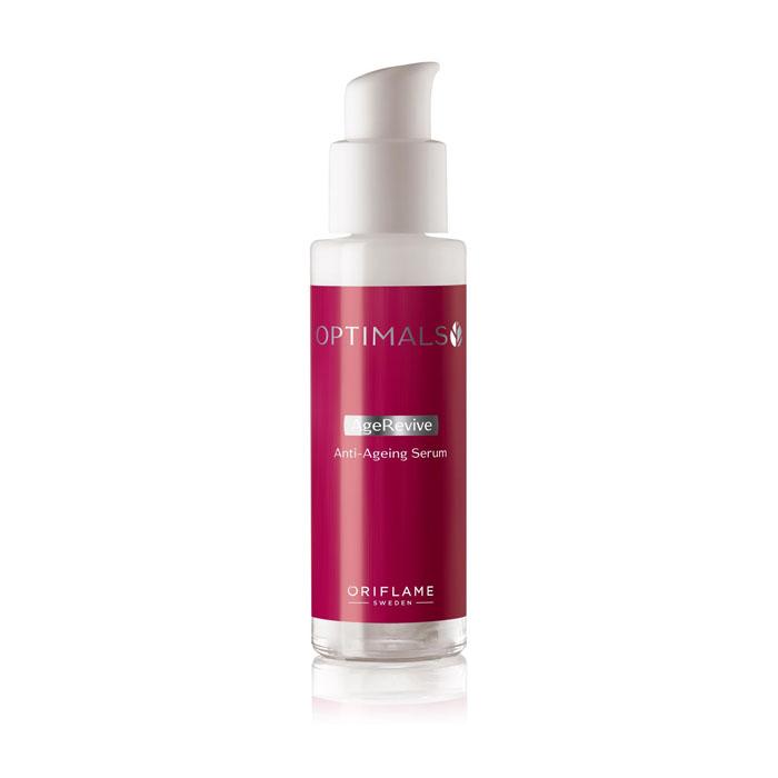 Продукт Oriflame Антивозрастная сыворотка для лица OPTIMALS AGE REVIVE - код 32477