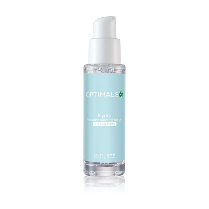 Продукт Oriflame Увлажняющая сыворотка для лица для всех типов кожи OPTIMALS HYDRA - код 33135