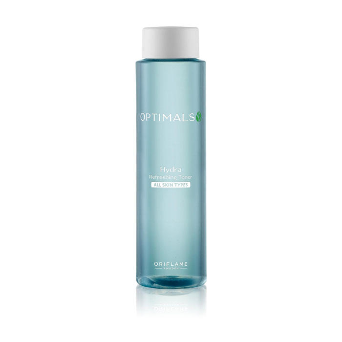 Продукт Oriflame Увлажняющий тоник для всех типов кожи OPTIMALS HYDRA - код 33995