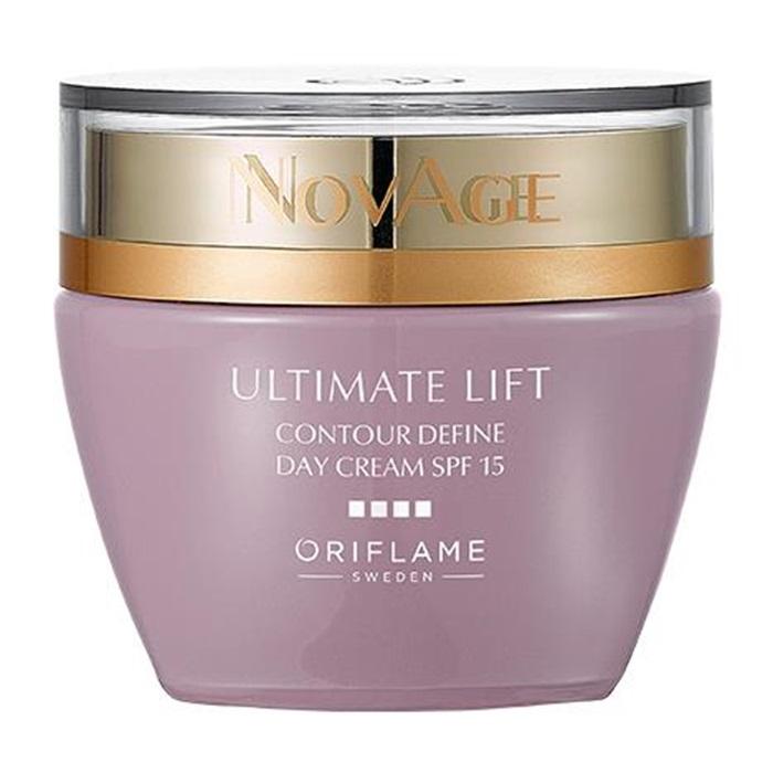Продукт Oriflame Дневной крем-лифтинг SPF 15 NovAge Ultimate Lift Contour Define - код 34510