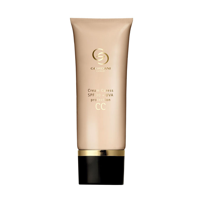 Продукт Oriflame СС-крем Giordani Gold Caress SPF 30 - Натуральный - код 42356