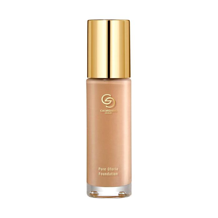 Продукт Oriflame Гармонизирующая тональная основа с эффектом сияния Pure Uforia Giordani Gold - Песочный - код 42364