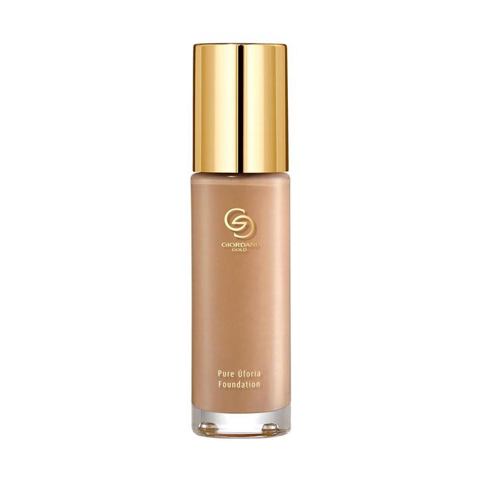 Продукт Oriflame Гармонизирующая тональная основа с эффектом сияния Pure Uforia Giordani Gold - Миндаль - код 42365