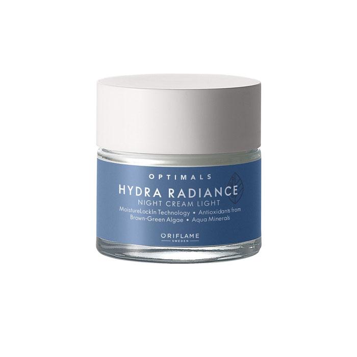 Продукт Oriflame Увлажняющий ночной крем для комбинированной кожи Optimals Hydra Radiance - код 42587