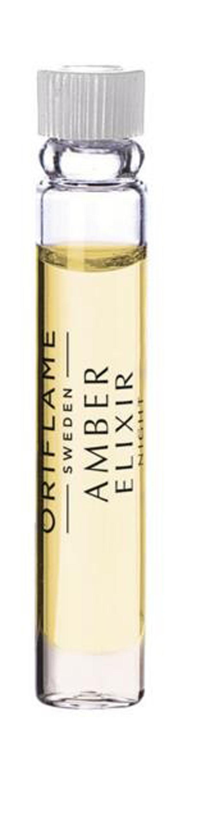 Пробник Парфюмерная вода AMBER ELIXIR NIGHT - код 25039