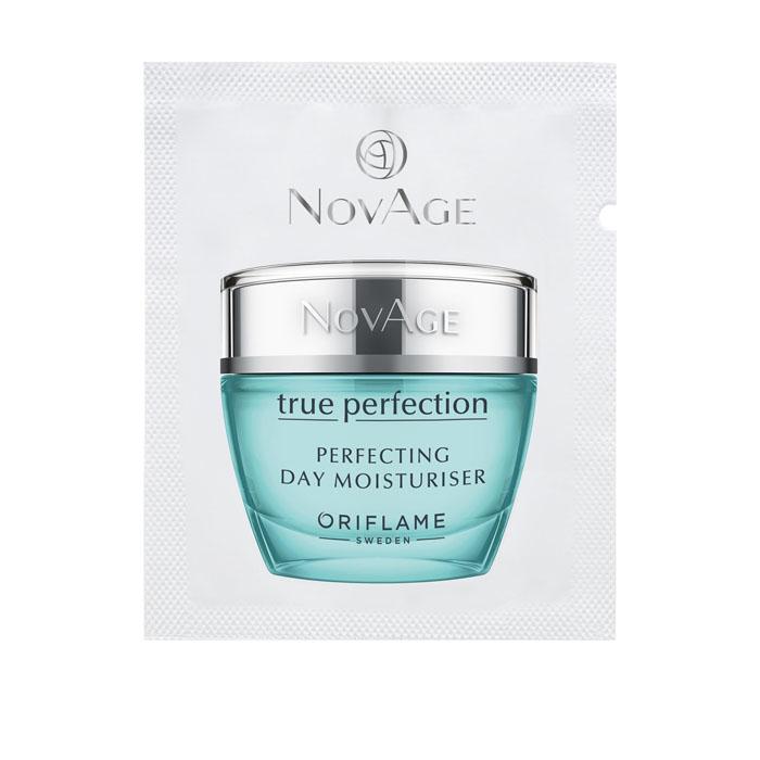 Пробник Дневной увлажняющий крем для совершенства кожи NOVAGE TRUE PERFECTION - код 32105