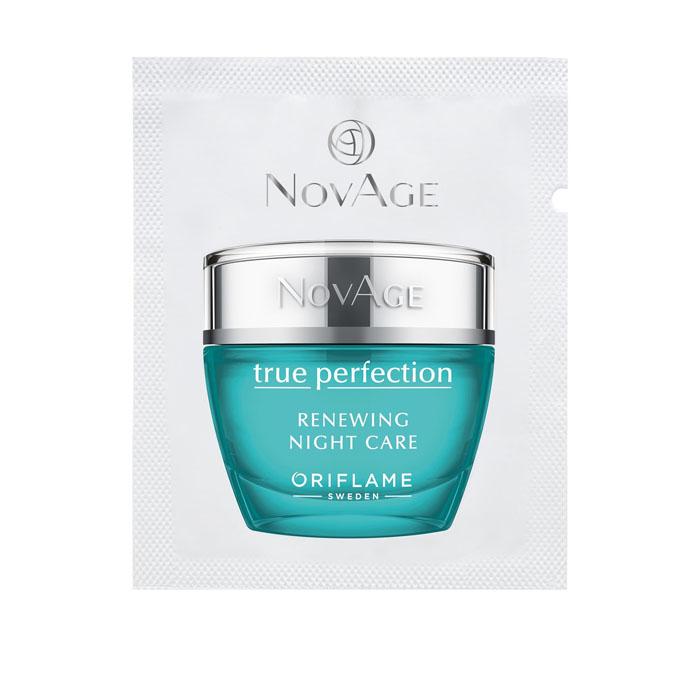 Пробник Ночной обновляющий крем-бальзам для совершенства кожи NOVAGE TRUE PERFECTION - код 32106
