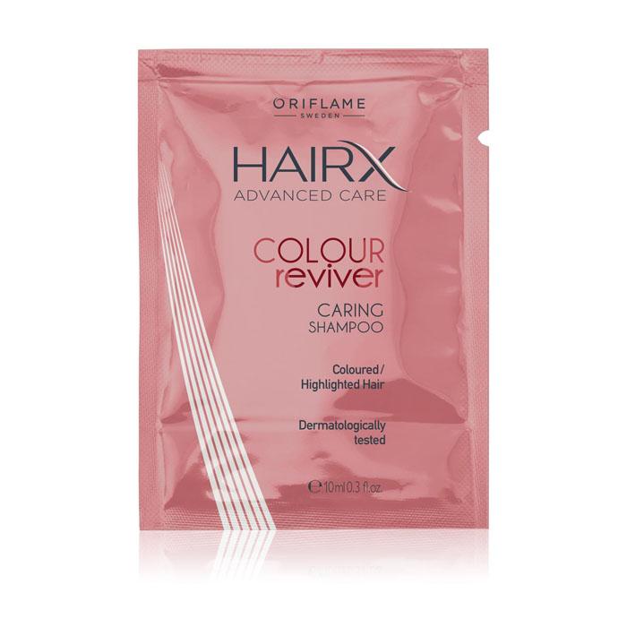 Пробник Ухаживающий шампунь для окрашенных волос HAIRX - код 34147