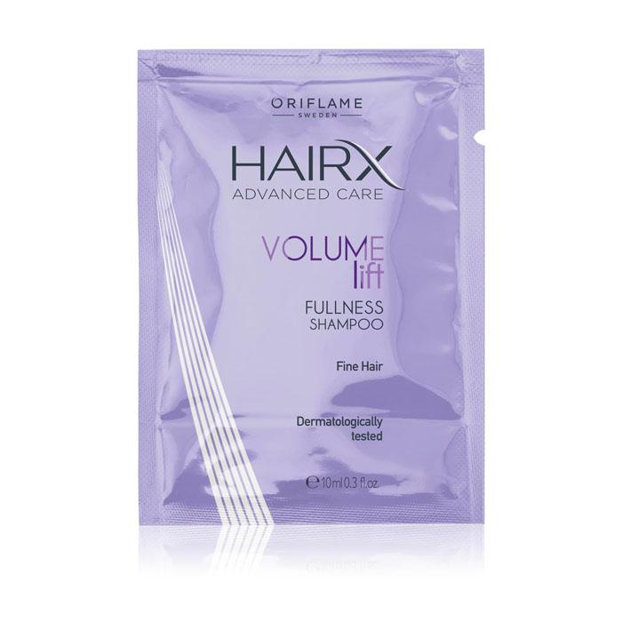 Пробник Шампунь для придания объема тонким волосам HAIRX - код 34148