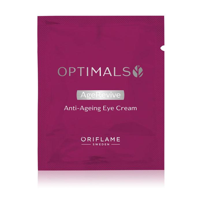 Пробник Антивозрастной крем для кожи вокруг глаз OPTIMALS AGE REVIVE - код 34419