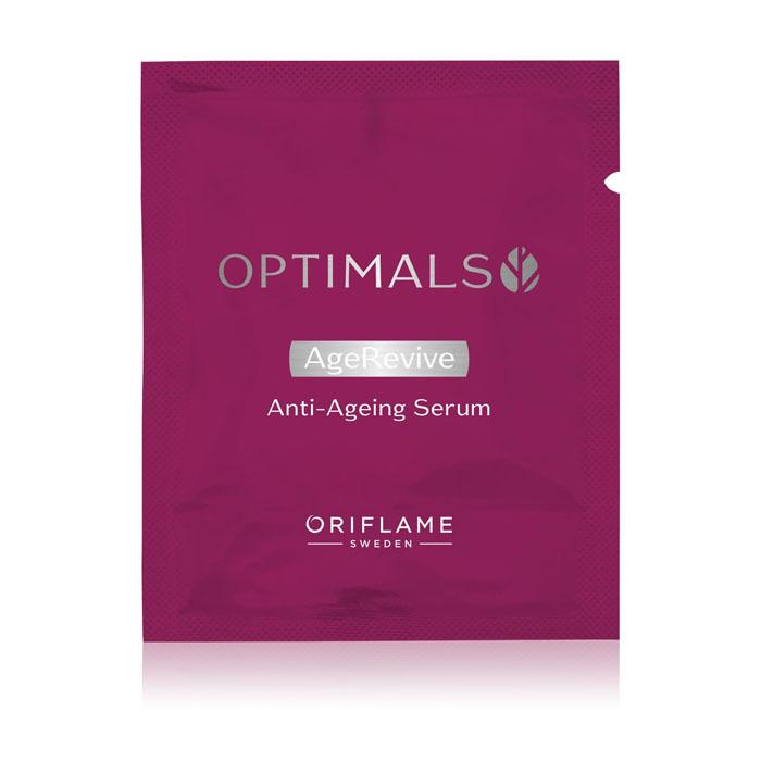 Пробник Антивозрастная сыворотка для лица OPTIMALS AGE REVIVE - код 34420