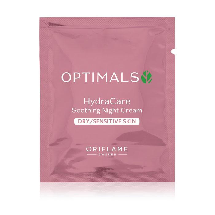 Пробник Увлажняющий ночной крем для сух./чувствит. кожи OPTIMALS HYDRA CARE - код 34433