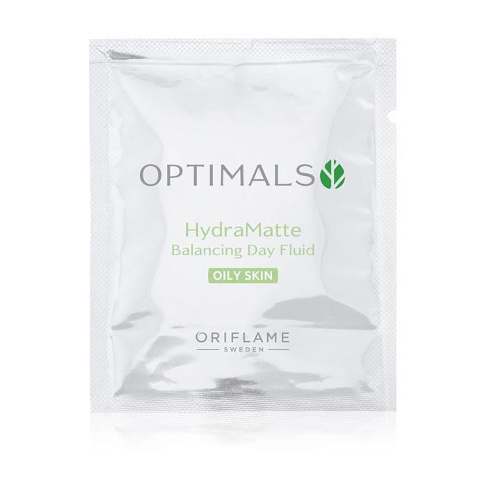 Пробник Матирующий дневной крем-флюид для жирной кожи OPTIMALS HYDRA - код 34434