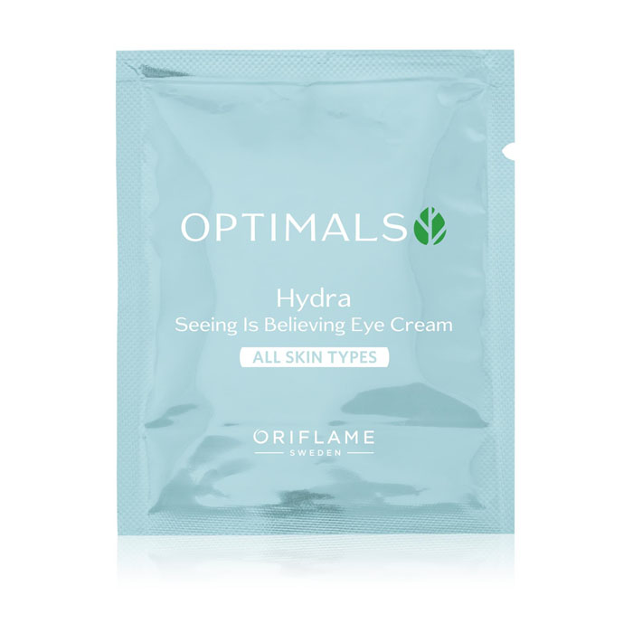 Пробник Увлажняющий крем для век для всех типов кожи OPTIMALS HYDRA - код 34435