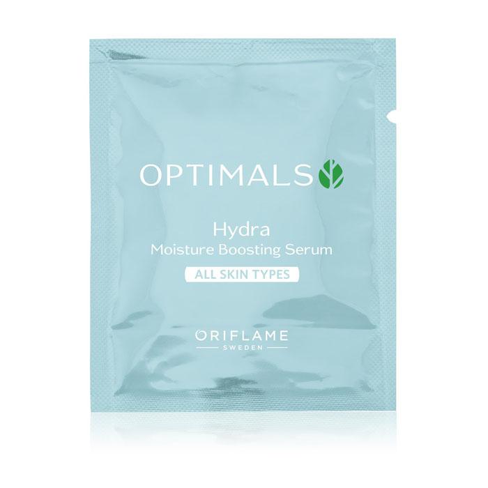 Пробник Увлажняющая сыворотка для лица для всех типов кожи OPTIMALS HYDRA - код 34436