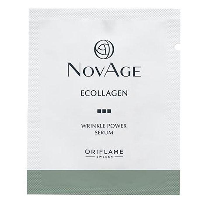 Пробник Сыворотка для лица против морщин NOVAGE ECOLLAGEN WRINKLE POWER - код 35083