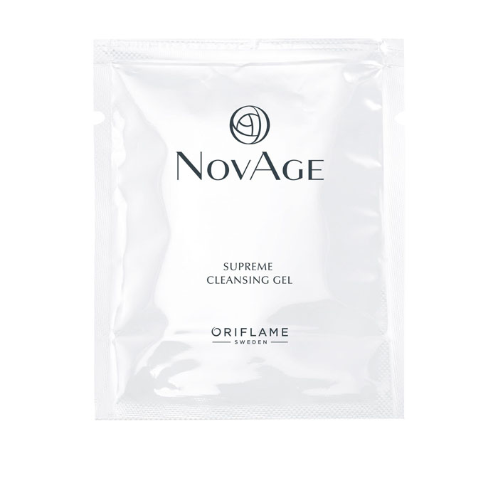 Пробник Очищающий гель-тоник для умывания NOVAGE - код 35084