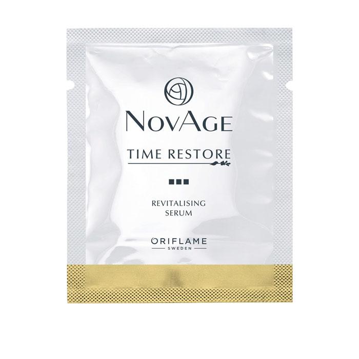 Пробник Омолаживающая сыворотка для лица и шеи NOVAGE TIME RESTORE - код 35198
