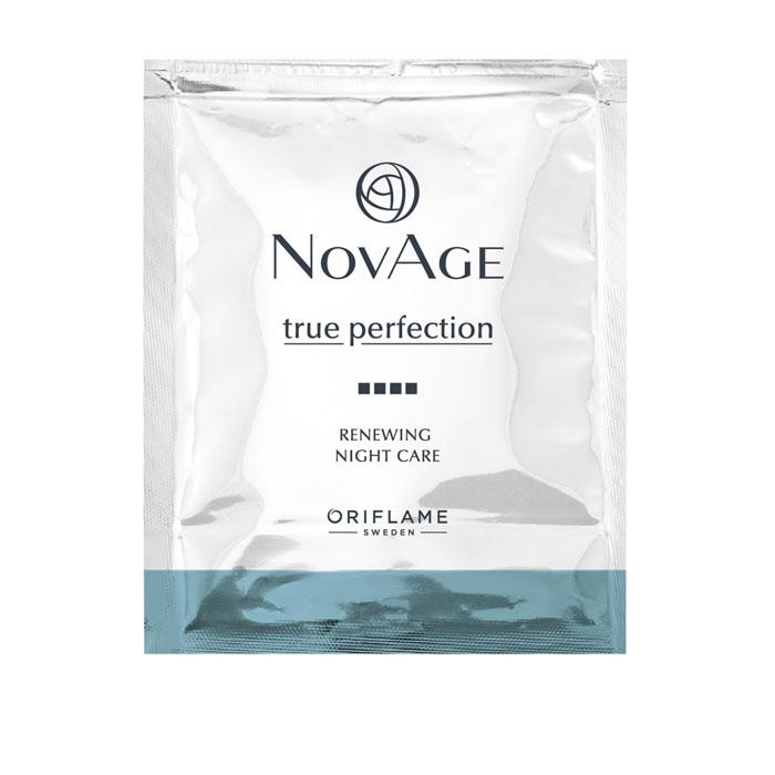 Пробник Ночной обновляющий крем-бальзам для совершенства кожи NOVAGE TRUE PERFECTION - код 35338
