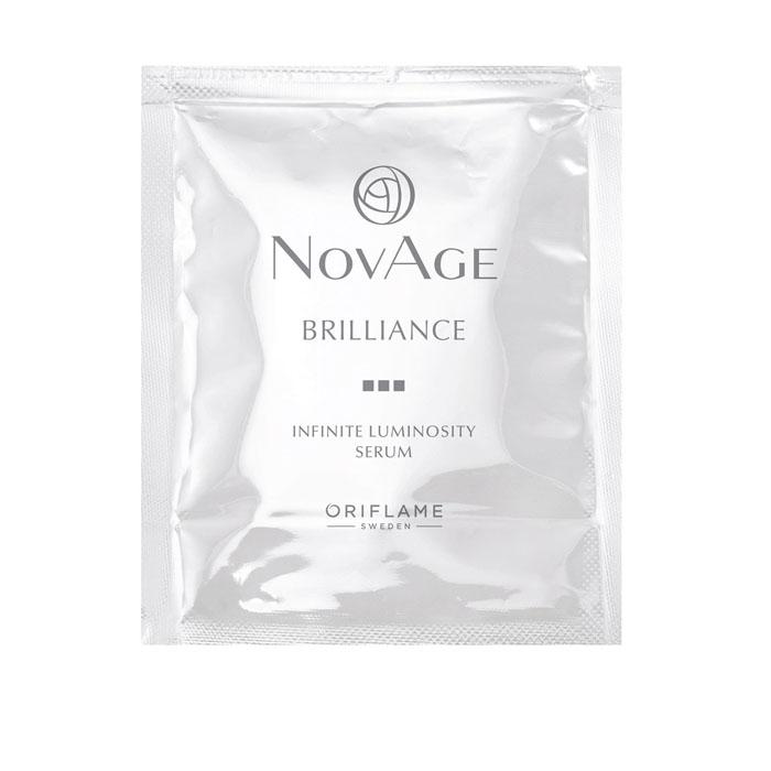 Пробник Сыворотка для лица против пигментации Novage Brilliance Infinite Luminosity - код 36205