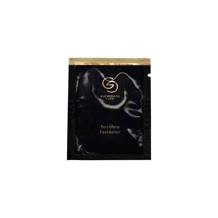 Пробник Гармонизирующая тональная основа с эффектом сияния Pure Uforia Giordani Gold - Ванильный - код 42999